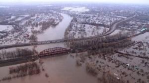 Содержание радиактивного трития в реке Шаган превышает норму в 100 раз