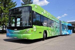 Москва и область получат 400 млн руб на закупку экологичных автобусов