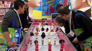 Ярмарка игрушек Toy Fair 2011: главный тренд - экология