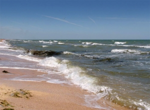 Судно «Ибрагим-Яким» испачкало Черное море нефтью