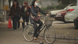 В Азии смертность из-за загрязнения воздуха продолжает расти