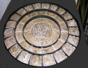 Древняя цивилизация Майя и её календари с точки зрения экологии