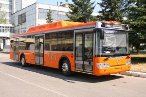 Экологически чистые автобусы