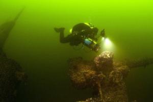 «Оружие Судного дня» на дне Балтийского моря