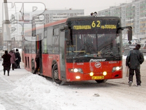 Министерство экологии Татарстана требует от мэрии полностью заменить автобусный парк